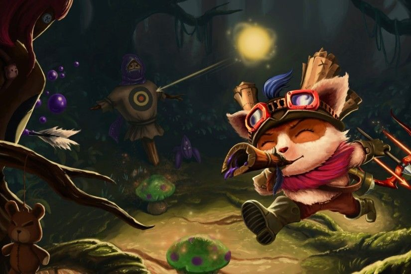 league of legends teemo wallpaper hd resolution with high resolution  wallpaper on games category similar with. Tags : 1920x1080, ahri, battle  bunny riven ...