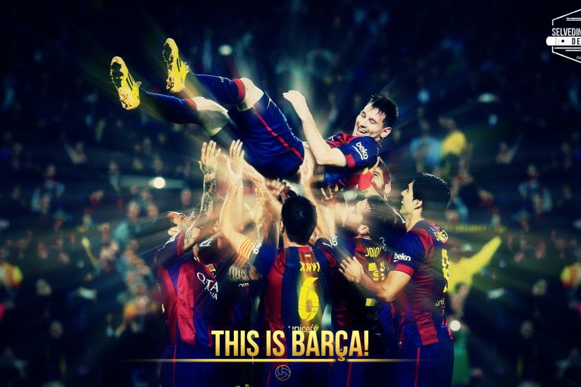 Barcelona Fc wallpaper 1920x1080 #610