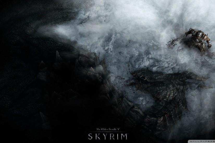 skyrim wallpaper 1920x1080 x iPad