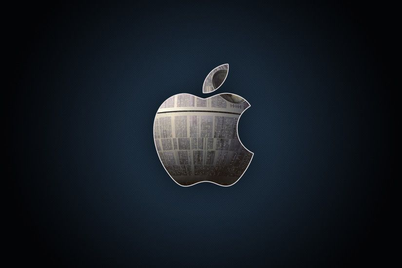 Technology - Apple Apple Inc. Death Star Star Wars Wallpaper