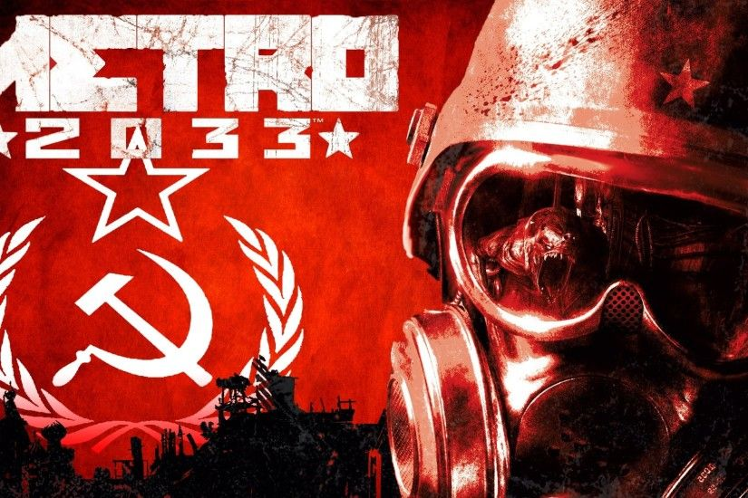 Metro 2033, USSR, Russia, Metro Wallpapers HD / Desktop and Mobile  Backgrounds