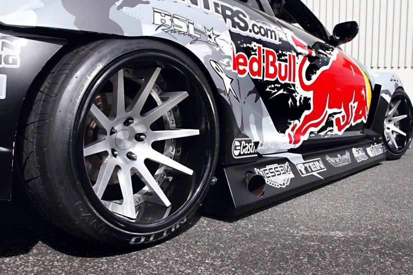 Red Bull Sports Car Pictures Desktop Wallpaper - Wallpapers and Backgrounds