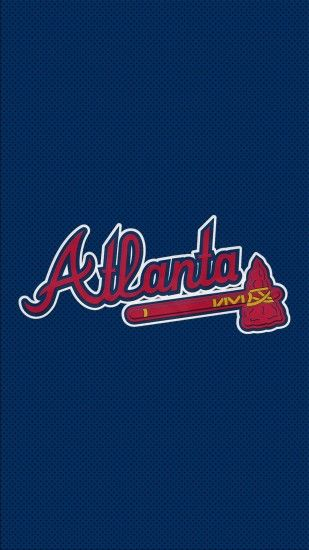 ... Atlanta Braves Iphone 6 Plus Background with regard to Atlanta Braves  Phone Wallpapers ...