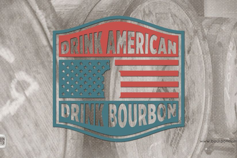 Memorial Day Bourbon Wallpaper
