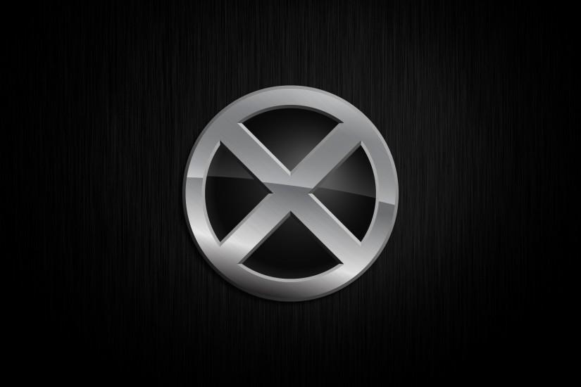 Comics Symbols X-Men Wallpaper