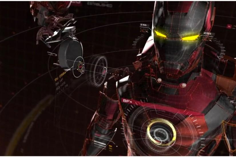 free ironman wallpaper 3840x2160