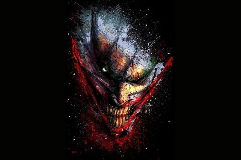 Batman And Joker Wallpaper Wallpapertag