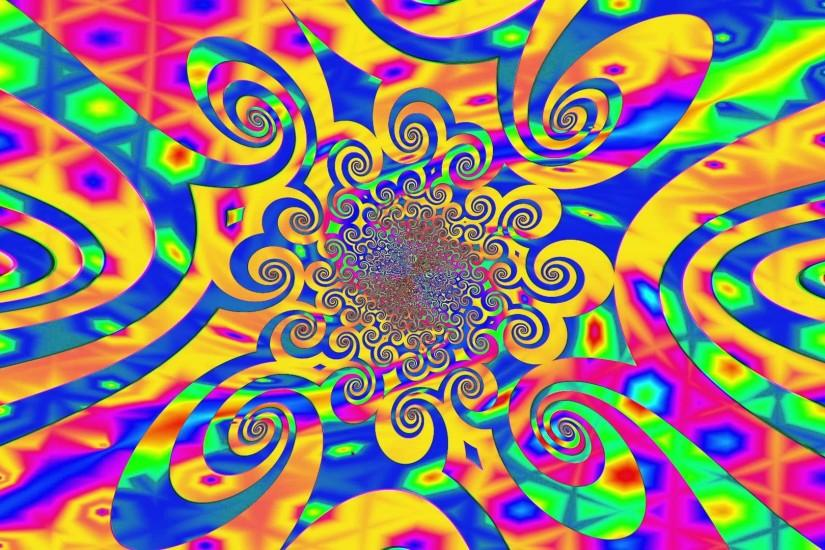 psychedelic wallpapers 3d