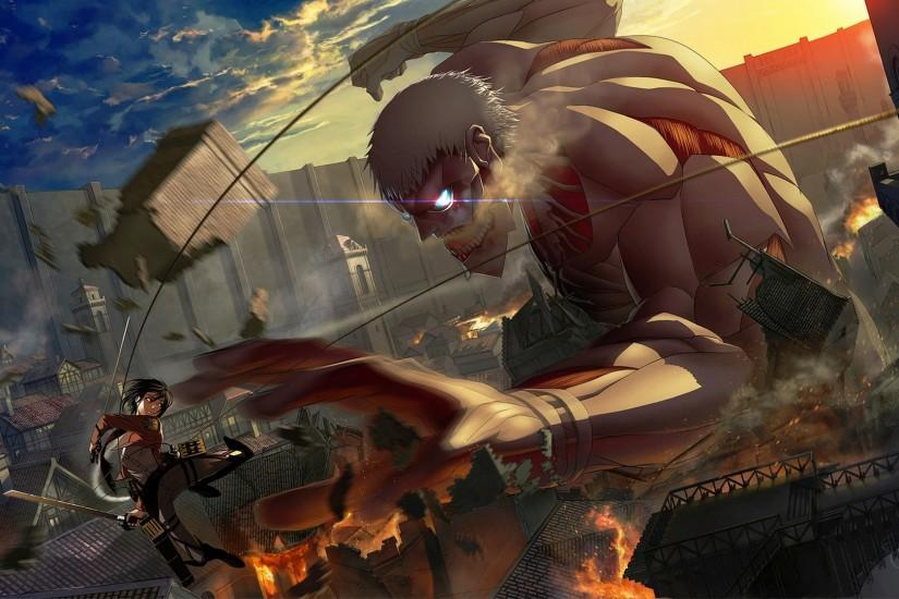 widescreen attack on titan wallpaper 3840x2160 for full hd