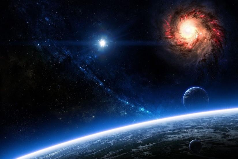 download space backgrounds 1920x1200 samsung