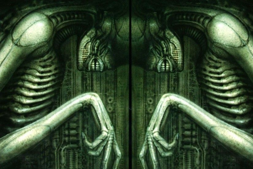 H. R. Giger, Alien (movie) Wallpaper HD