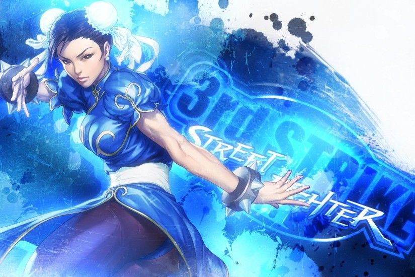 Street Fighter Chun Li Wallpapers Wallpaper
