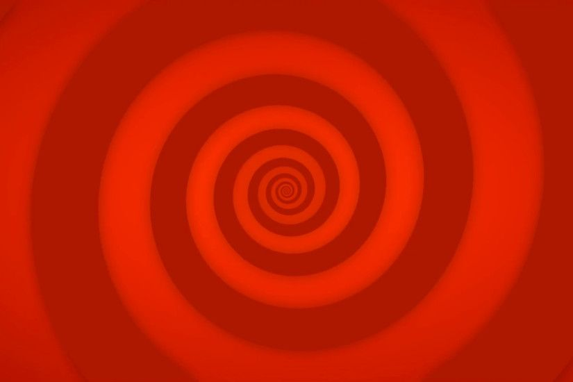 Subscription Library Hypnotic red spiral background