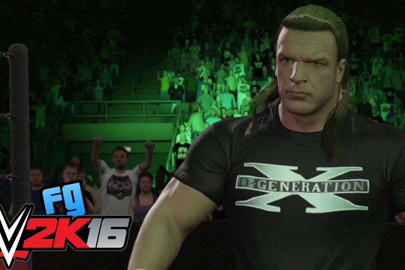 WWE 2K16: Triple H Old Entrance (1998: Summerslam DX Outfit) (Custom  Attire) - YouTube