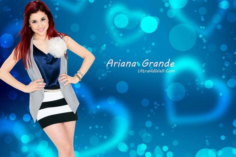 Celebrity Ariana Grande Wallpapers