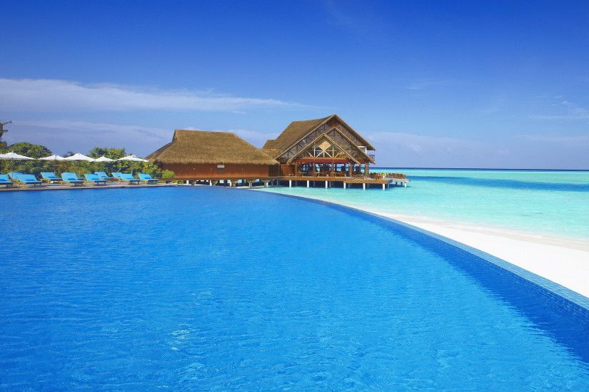 beach resort pool desktop download. Â«Â«
