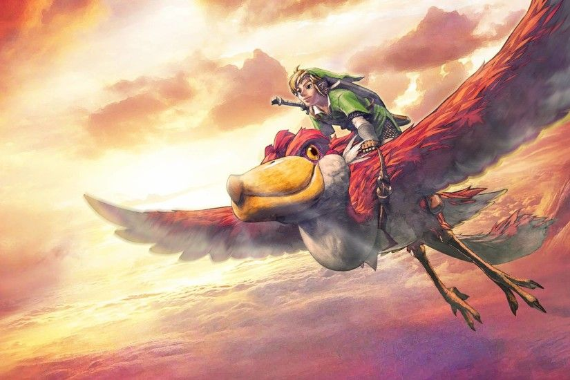 35 The Legend Of Zelda: Skyward Sword HD Wallpapers | Backgrounds