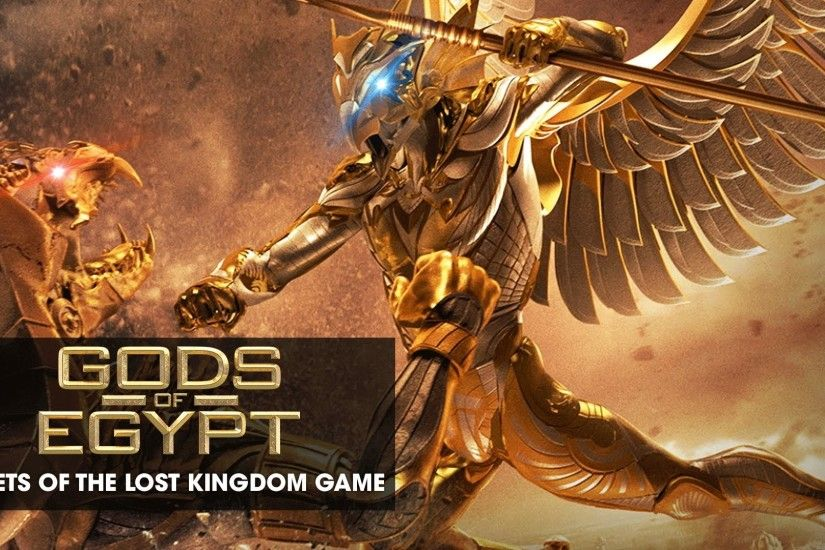 Gods Of Egypt Game - Best Android Gameplay HD - YouTube