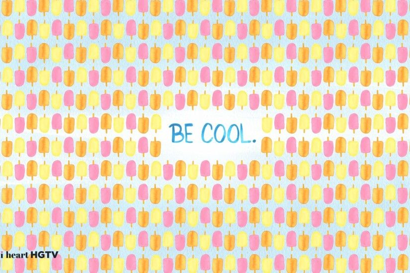 Download the POPSICLE PATTERN for your desktop.