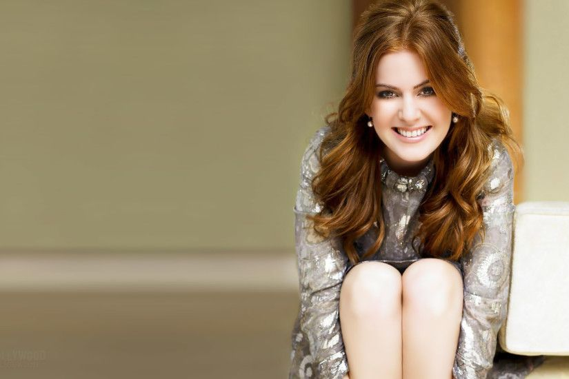 Isla Fisher HQ wallpapers