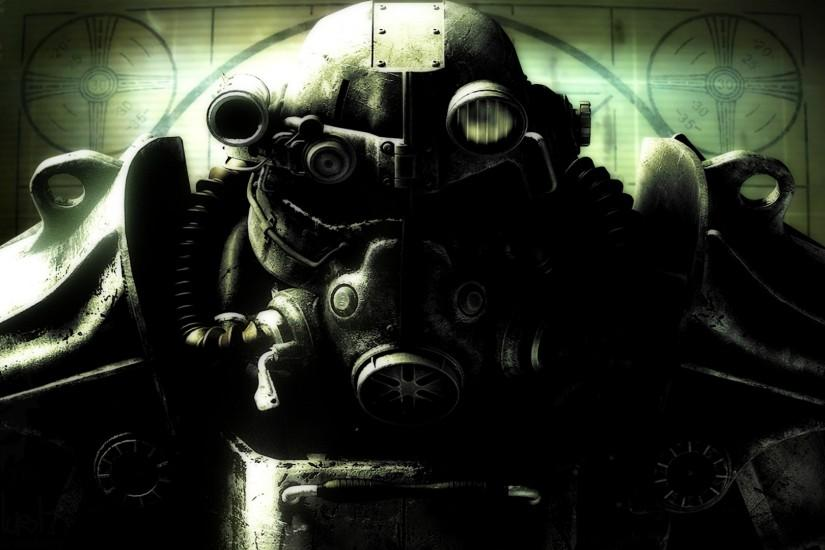 Fallout 3 BoS PS3 HD Wallpaper by DEVILUSHNINJA on DeviantArt