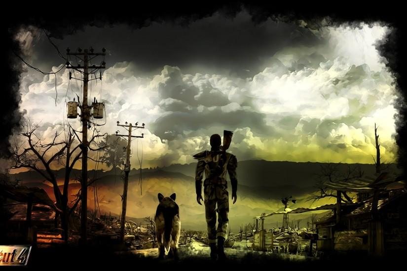 Fallout 4 Wallpaper 1920x1080 ·① Download Free Amazing
