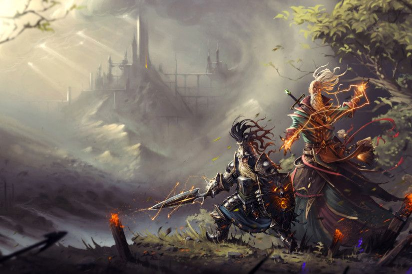 11 Divinity: Original Sin II HD Wallpapers | Backgrounds - Wallpaper Abyss