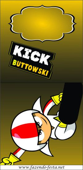 Kit Kick Buttowski