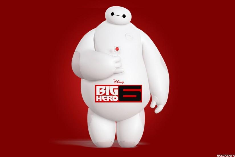 HD Big Hero 6 Baymax HD Wallpaper | Download Free - 139936