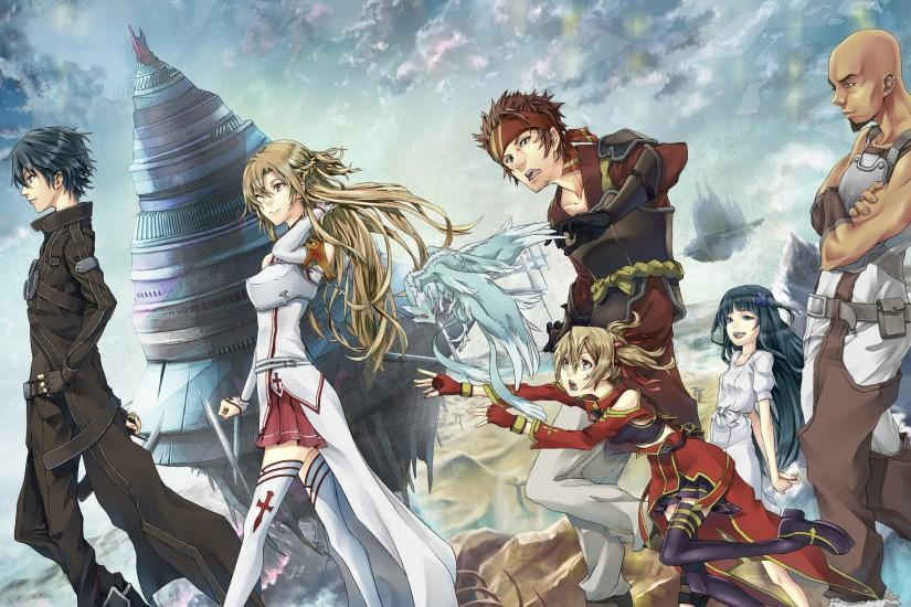 download sao wallpaper 3840x2160 mobile