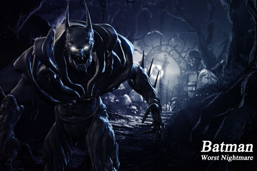 Batman Arkham Series images Batman's Worst Nightmare HD wallpaper and  background photos