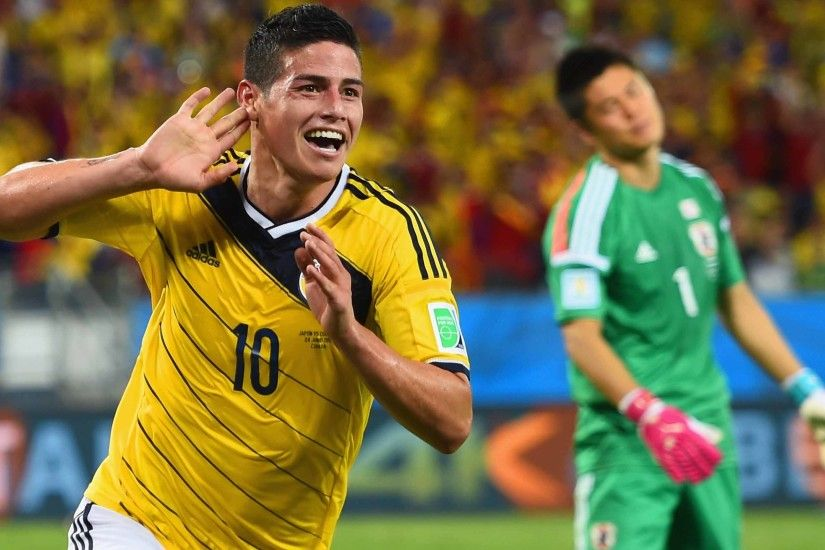 James Rodriguez - The Japan Times
