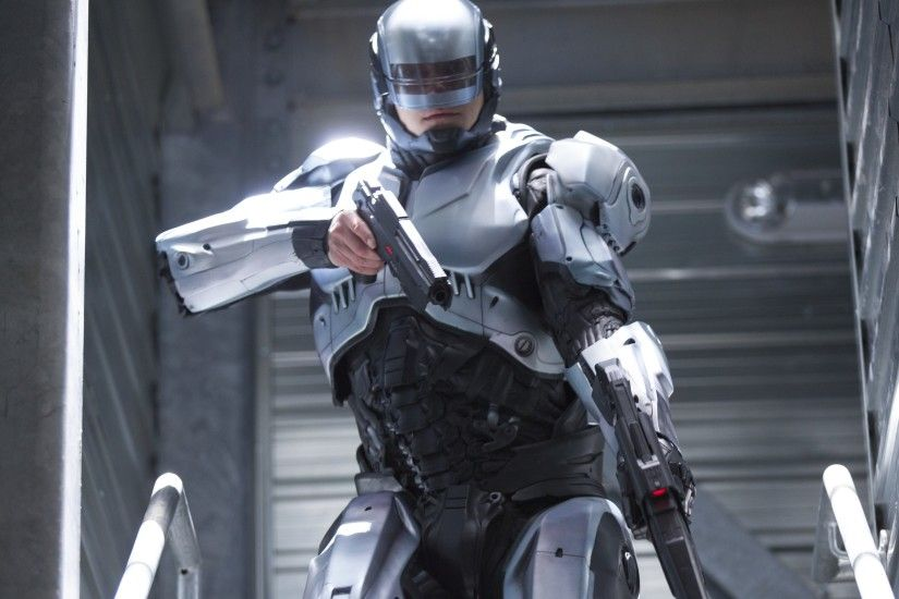 Movie - Robocop (2014) Wallpaper