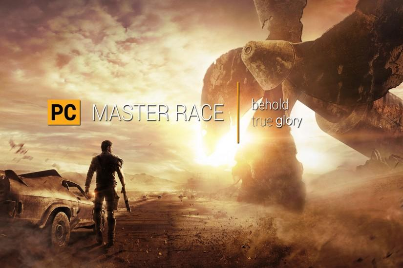 pc master race wallpaper 2560x1600 desktop