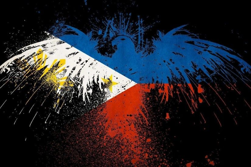 4 Flag Of The Philippines HD Wallpapers | Backgrounds - Wallpaper .