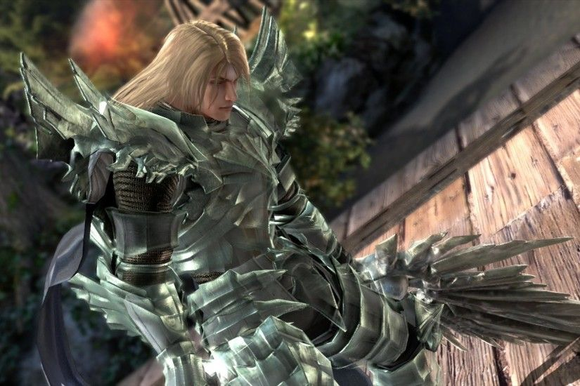 GAME RAGE | Soul Calibur V: Conquering Legendary Souls (Siegfried Stage) -  YouTube