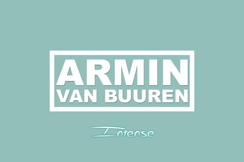 Armin Van Buuren Full HD Background.