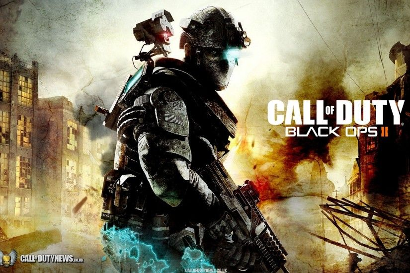 HD WALLPAPERS Call of Duty Black ops 2 HD Wallpapers - HD Wallpapers