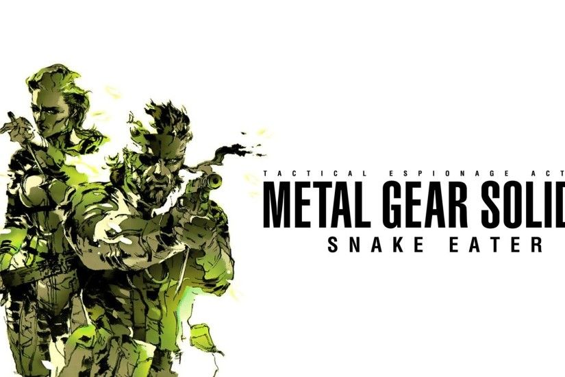 Let's Play Metal Gear Solid 3: Snake Eater [Part 2] - Betrayal - YouTube