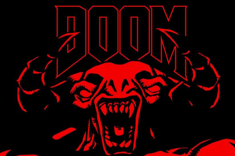 widescreen doom wallpaper 2000x1600