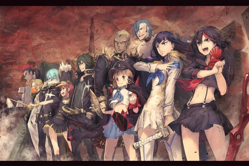 amazing kill la kill wallpaper 2286x1500