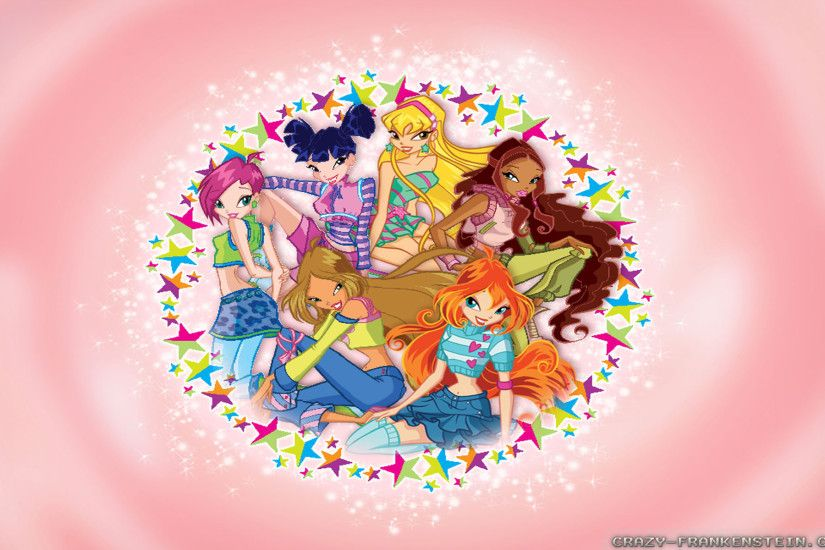 Wallpaper: The Winx club wallpapers. Resolution: 1024x768 | 1280x1024 |  1600x1200. Widescreen Res: 1440x900 | 1680x1050 | 1920x1200
