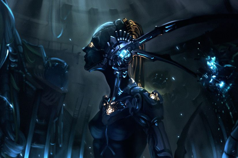 ... Sci Fi Wallpapers | Best Wallpapers ...