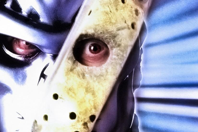 Preview wallpaper jason voorhees, uber-jason, jason x, kane hodder 3840x2160