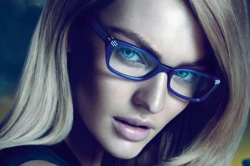 Candice Swanepoel Glasses Wallpaper 8607