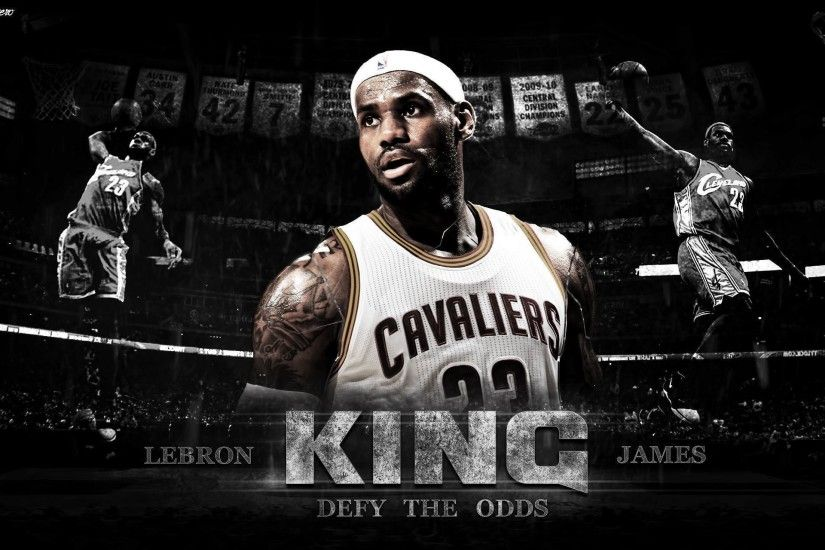 Lebron James Wallpaper by burstingdesigns on DeviantArt