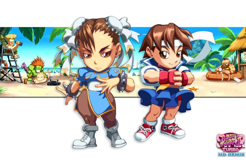 Video Game - Street Fighter Chun-Li (Street Fighter) Wallpaper