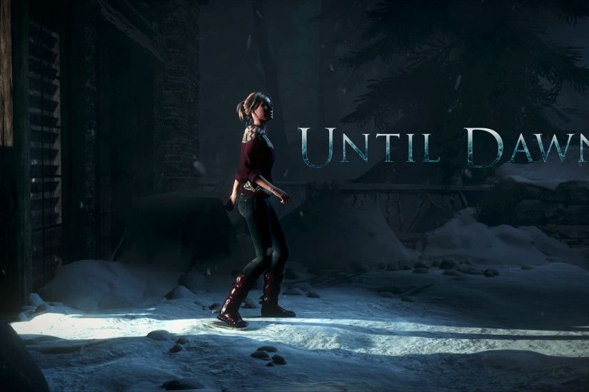 Until Dawn wallpaper ·① Download free awesome full HD backgrounds .