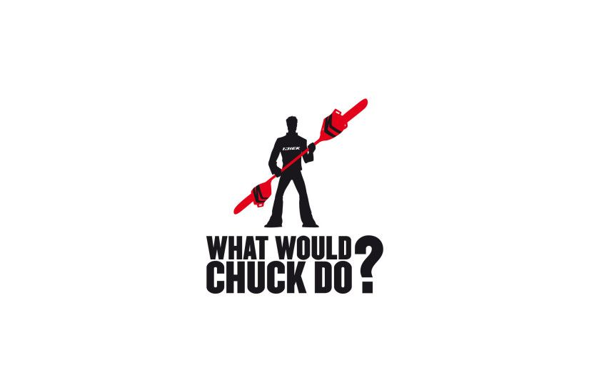 Chuck – Wide Wallpaper