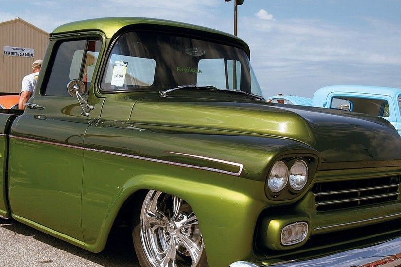 Lowrider Trucks Wallpapers P O
